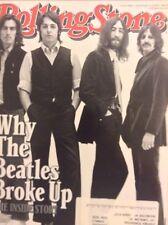 Rolling Stone Magazine The Beatles John Lennon September 3, 2009 062718nonrh