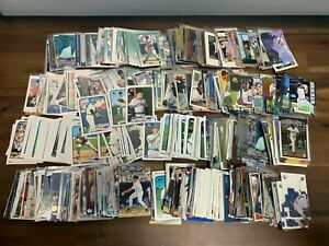 (800x) Detroit Tigers HUGE LIQUIDATION LOT OF 800 CARDS FROM 1990'S
