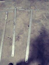 "Empire 48"" 4 rivet T-Square Drywall Heavy Duty Aluminum Blade Thick413-48 USA"