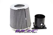 MRC Holden VS VT VX V6 Steel Pod Air Filter Adaptor & Pod Filter Commodore