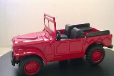 PROGETTO K  1:43 AUTO DIE CAST FIAT CAMPAGNOLA AR 59 STRADALE 1950 ROSSA  PK450A