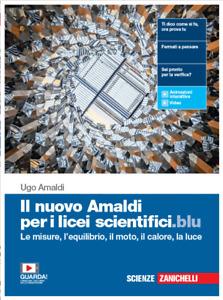 Il nuovo Amaldi per i licei scientifici.blu. Per il primo biennio. + esp. Vol.1