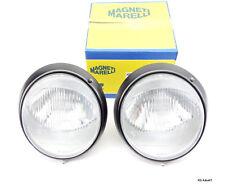 Magneti Marelli Phares H4 Kit Noir Bordure Compatible avec Porsche 911 964