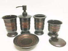 Sets d\'accessoires marron pour la salle de bain | Achetez sur eBay