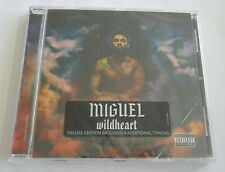 Miguel-wildheart-CD (Deluxe Edition-Neuf)