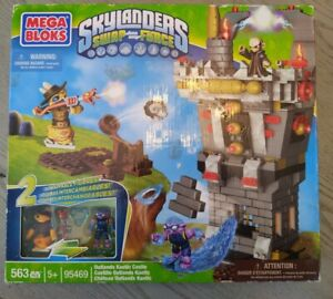 Mega Bloks (95469) Skylanders Swap Force Outlands Kaotic Castle Kaos