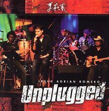 Unplugged Jesus Adrian Romero 2Cds Musica Cristiana Espanol