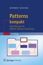 Patterns kompakt von Gernot Starke und Karl Eilebrecht (2013, Taschenbuch)