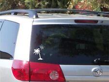Palm Tree Decal Bumper Sticker Car Window Glass Mirror
