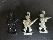 Warhammer Fantasy Metal Handgunners Empire