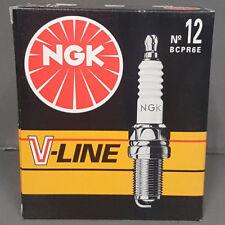 4 Stk NGK V-Line 12 Zündkerze  BCPR6E , 6129, VL12  , Fiat Ford Peugeot Skoda