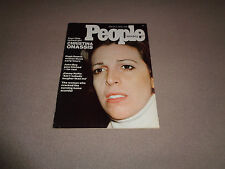 People - March 3, 1975 - Christina Onassis Cover