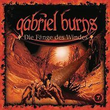 GABRIEL BURNS - 07/DIE FÄNGE DES WINDES (REMASTERED EDITION)  CD NEU