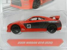 1:64 JADA TOYS *JDM TUNDERS* Red & Black 2009 NISSAN GT-R R35  *NIP*