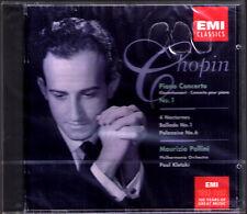 Maurizio POLLINI: CHOPIN Piano Concerto No.1 Ballade Nocturnes Polonaise CD EMI