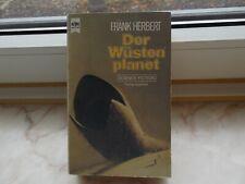 Der Wüstenplanet Frank Herbert Science Fiction Taschenbuch