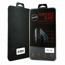 For Apple iPhone 5S 5C 5 SE High Quality Tempered Glass Film Screen Protector