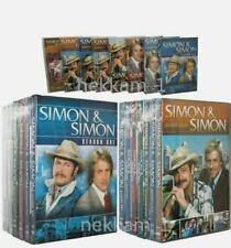 Simon & Simon: Complete Series Seasons 1-8 (DVD Collection, 41-Disc)