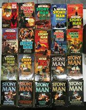 Lot of 63 Don Pendleton's Stony Man Series (1990-2000s, Mass Market)