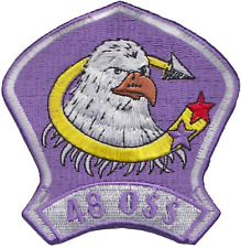 48 OPERATIONS SUPPORT Escadron États-Unis Force Aérienne usaf patch brodé