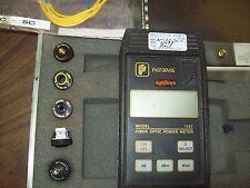 3M/Photodyne 17XT Fiber Optic Power meter*various accessories*