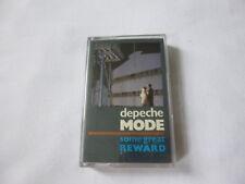 DEPECHE MODE ~ SOME GREAT REWARD ~ '84 UK SYNTH POP CASSETTE TAPE ~ PAPER LABELS