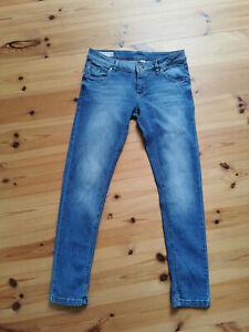 Clockhouse Jeans blau M 38 denim super skinny