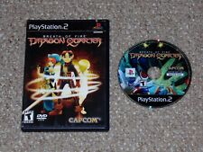 Breath of Fire: Dragon Quarter Sony PlayStation 2 PS2 Game & Case
