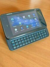 NOKIA N900 32GB NERO 5MPX OS MAEMO 5 LINUX SIM FREE