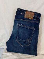 Vanguard V7 Rider Jeans Modern-Fit Stretch Denim Jeans W30 L32 (V2170)
