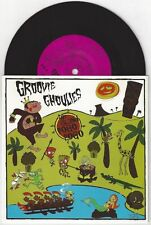 "Groovie Ghoulies ""The Island Pogo Pogo"" 7"" EX Kepi Ghoulie Nofx The Queers"