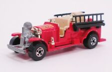 Hot Wheels Old Number 5 Fire Engine Truck