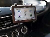 Richter 360° Auto KFZ Halterung Lüftung passend für TomTom Navigon Navi Navi´s