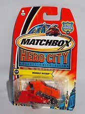 Matchbox 2004 Hero City Ultra Heroes Series #17 Rumble Dozer