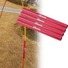 4pcs Tent Pole Repair Tube Tool Camping Accessories For Diameter 7.9-8.5mm