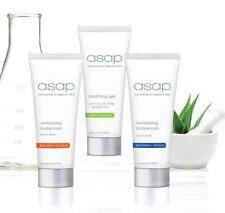 ASAP Revitalising Bodyscrub + Bodymoist + Soothing Gel Exfoliate & Hydrate Pack