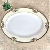 1910's Noritake Grasmere Oval Serving Platter Replacement