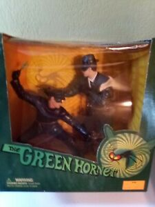 Green Hornet & Kato figure - Sideshow, unopened