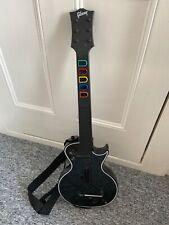 Guitar Hero Xbox 360 Controlador Inalámbrico Guitarra Gibson Les Paul