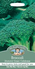 Mr Fothergills - Vegetable - Broccoli  - Autumn Green Calabrese - 250 Seeds