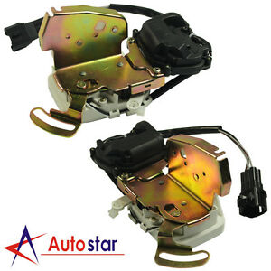 New Front Left Right Door Lock Actuator For Ford AU BA BF Falcon 1998-2006