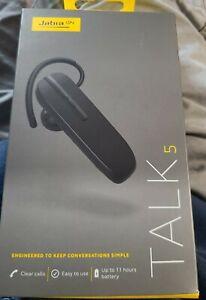 Jabra Talk 5 Black Ear-Hook Headsets