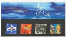 GB Presentation Pack No 295 Traveller's Tale 1999