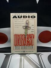 Harvest by Tess Gerritsen Audio Book SEALED