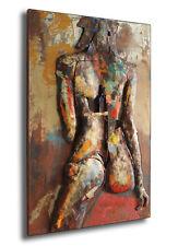 3D metallbild LOLITA VINTAGE INDUSTRIALE DESIGN IMMAGINE ARTIGIANALE OLTRE 40