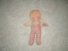 Antique Vintage Stuffed Doll