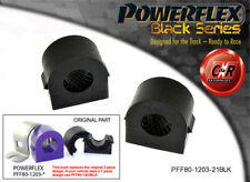 Opel Astra H 04-10 Powerflex Black Fr ARB Bushes 21mm 2 Piece PFF80-1203-21BLK