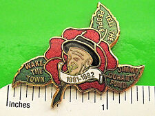 JIMMY DURANTE Fund 1981- 1982 - Hat pin , lapel pin , tie tac , hatpin GIFT BOXD