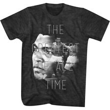 American Classics Muhammad Ali The GOAT T-Shirt - Black Heather
