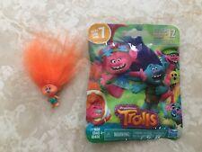 Trolls Series 7 Blind Bag Color Change ORANGE BOY Doll Easter Basket SEALED!!